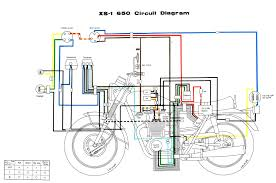 xs650 wiring diagram xs650 automotive wiring diagram schematic xs650 70 xs1 wiring diagram thexscafe on xs650 wiring diagram