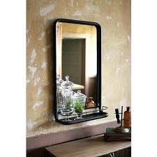 rectangular framed mirror rectangular framed mirror raw metal framed mirror with shelf rectangle mirrors home decor