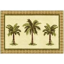 palm tree rugs tn bathrooms border outdoor rug design area bath set round outdoor rug rugs best images on regarding palm tree