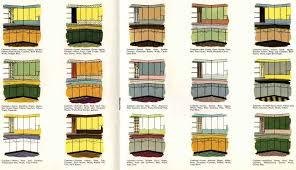 50s kitchen colors