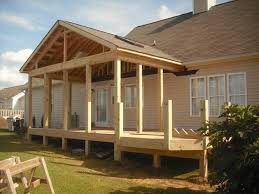 Image of: Screen Porch Designs Renovations