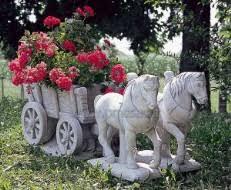 Idee Per Abbellire Il Giardino : Idee giardino pmc prefabbricati e arredo