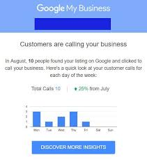 Google Phone Listing Phone Calls From Your Google Listing