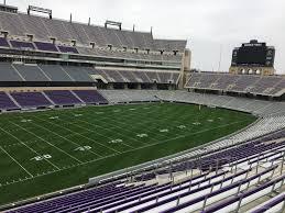 Amon Carter Stadium Section 237 Rateyourseats Com