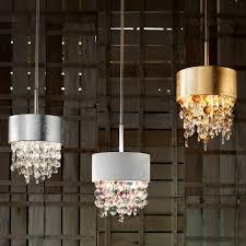 modern round chandelier style ceiling light