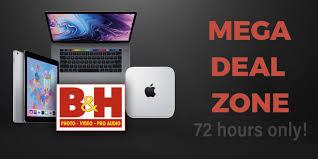 B&H Mega Deal Zone: Apple hardware slashed by up to $1,000