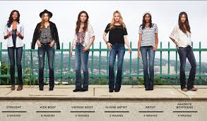 Womens Jeans Size Chart American Eagle Your Life After 25 Find The Perfect Pair Of Jeans With The