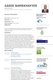 Hr Consultant Resume Samples Visualcv Resume Samples Database