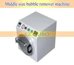 removing sticker from glass multi size high pressure autoclave adhesive sticker bubble remove machine for fix cell remove sticker glass window