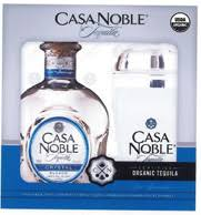 casa le crystal tequila gift set 750ml