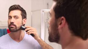 Stubble Facial Hair Style how to trim from full beard to perfect stubble with norelco 3563 by wearticles.com