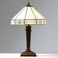 tiffany style lamp shades replacement warehouse of style mission style white table lamp tiffany style floor lamp shade replacement