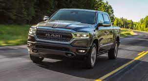 the ram 1500 big horn vs the limited