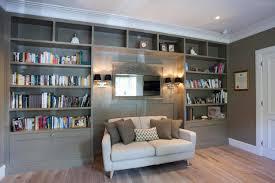 shelving furniture living room. Built In Living Room Furniture. Built-in-study-shelving-ireland- Shelving Furniture