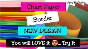 Chart Paper Decoration Ideas For School Videos 9tube Tv
