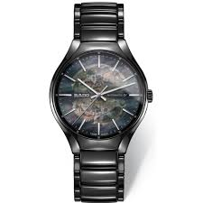 rado watches rado men s true black ceramic automatic watch rado watches rado men s true black ceramic automatic watch