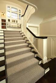 modern stair runner incredible runners carpet image of casual interior design 3