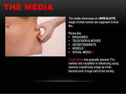 body image and the media  the mediao body imaging 6 the mediathe media