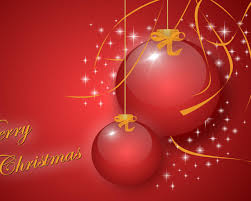 Free Christmas Powerpoint Backgrounds Red Xmas Powerpoint E