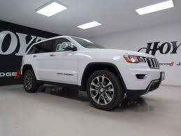 2018 jeep 4x4. unique 2018 2018 jeep grand cherokee 4x4 4 door suv limited white new for sale  grapevine to jeep 4x4 j