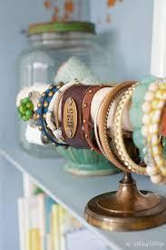 diy bracelet holder the lettered cottage