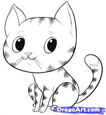 easy cat face drawing. Unique Cat Cute Cat Face Drawing 1454526 License Personal Use And Easy I