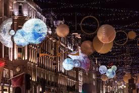 Timeless Elegance the Christmas Lighting of Regent Street in London