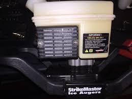 Strikemaster lazer mag 2000 tecumseh 2 hp repair - Ice Fishing Forum ...