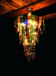 fresh glass bottle chandelier and beer bottle chandelier 95 glass bottle chandelier kit