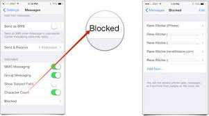 Tips to Accessing Removing iPhone Blocked Contacts