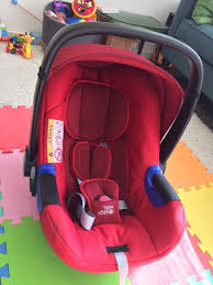 britax römer baby safe i size car seat up to 13kg