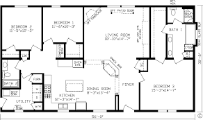 Open Floor Plan 4 Bedroom House Bedroom House Floor Plans Fashionable  Inspiration Open Pl On Single