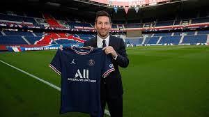 Lionel Messi joins Paris Saint-Germain ...