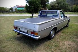 This Custom 1971 Mercedes Pickup Truck Packs a Lexus V8 Engine ...