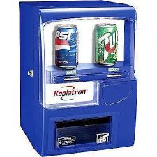Mini Soda Vending Machine Gorgeous Koolatron Vending EBay