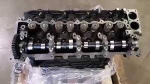 Isuzu 4HE1 rebuilt brand New engine for GMC W4500, GMC W5500, OR GMC ...