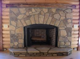 Amazing Fieldstone Fireplace Images Pictures Design Inspiration ...