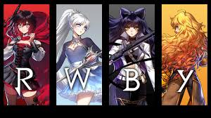 rwby team rwby and jnpr wallpaper by essynthesis d6u9dil jpg
