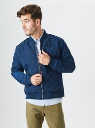 Arca Quilted Bomber Jacket – 7Diamonds & Arca Quilted Bomber Jacket Adamdwight.com