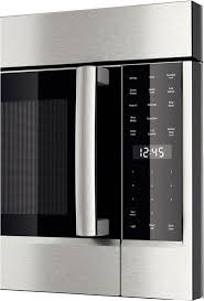 bosch convection microwave. Beautiful Convection Bosch 800 Series HMV8052U  LCD Display Features EasytoRead White LED  Lettering Throughout Convection Microwave