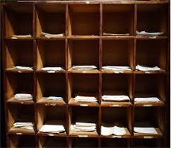 Image result for pigeonhole