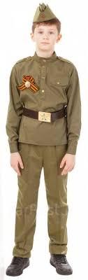 <b>Пуговка Карнавальный костюм</b> Солдат2032 к-18 р.116-60 ...