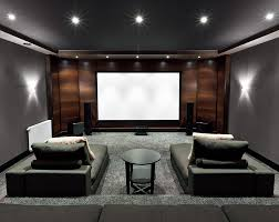 Home Theatre Interiors  Seating Design  Build Theatre - Home theatre interiors