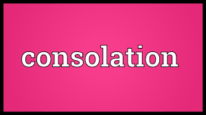 Consolation Meaning - YouTube