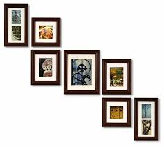 Wall: Nice Design Photo Frame Wall Wallpaper Clock Collage Stickers Art  Ideas Hd Designs Layouts .