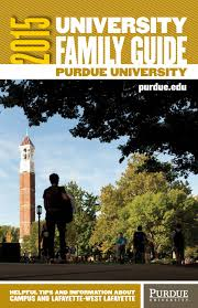 Purdue University 2015 Family Guide