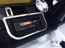 Детский <b>электромобиль RANGE ROVER</b> SPORT VIP – купить по ...