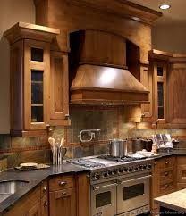 2013 Kitchen Interior Design Kitchen Design Of The Day: Rustic Kitchen  Design With Pro Viking Range, Large Wood Hood, And Slate Til.