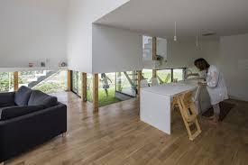 japanese minimalist furniture. Modern Japanese Architecture Home Gives Inspiring Design Idea: Captivating Kawate Residence Interior In. «« Minimalist Furniture M