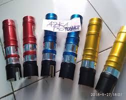 cover shock motor metik beat series dan vario